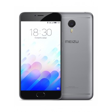 Фотография Meizu M3s Mini 32Gb (Серый)
