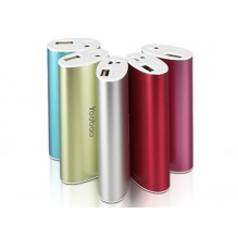 Power Bank YooBao 5200 mAh Color